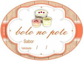 A nossa querida amiga e colaboradora Paula Diniz fez etiquetas lindas para Bolos no Pote e compartilhou com a gente. A etiqueta é um item super importante