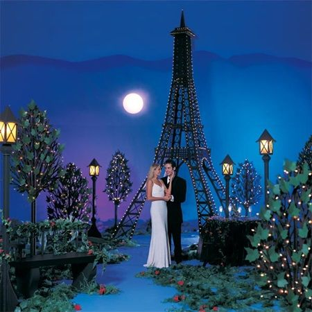 One Night in Paris Budget Prom Theme                                                                                                                                                     More