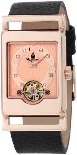 Burgmeister Women's BM510-362 Delft Automatic Watch #deals
