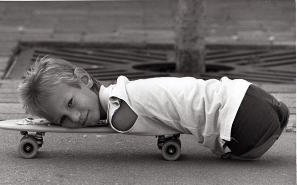Nick Vijicic as a child..... <3
