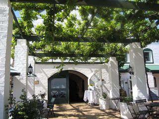 Avontuur Restaurant, Avontuur Estate