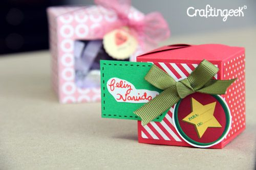 Craftingeek*: Manualidades para Navidad: Hazlo tu mismo ...