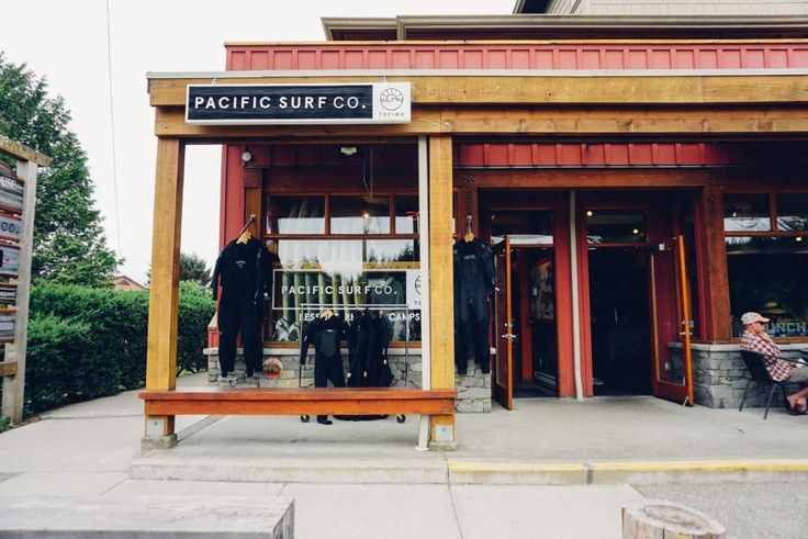 We also checked out the surf swags in Pacific Surf Co. Tofino, BC, by Vicky Writes Blog