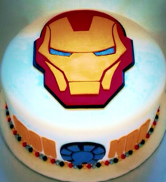 Images Of Iron Man Birthday Cakes : Best 25+ Iron man cakes ideas on Pinterest Iron man ...