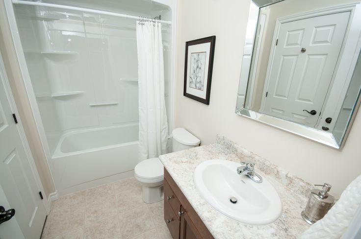 Main Bathroom at Valleyview Crescent, Belleville, Ontario.