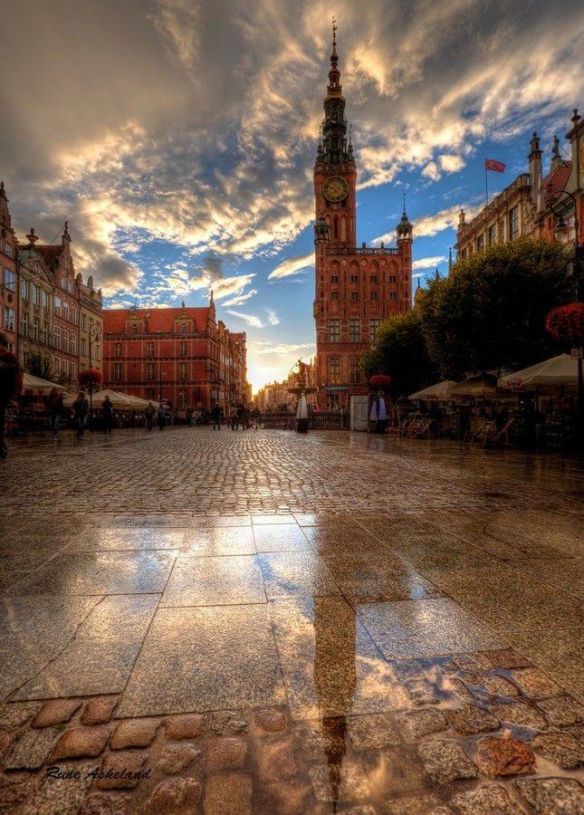 Gdansk by Rune Askeland on 500px