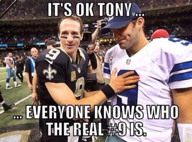 New Orleans Saints meme