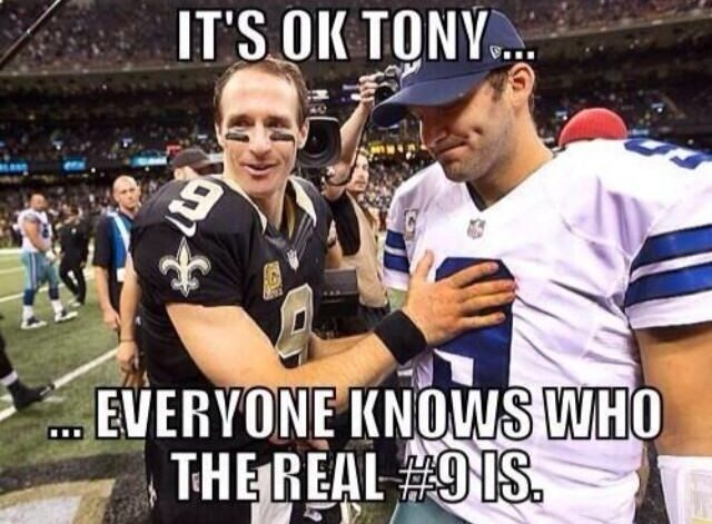 New Orleans Saints meme - http://etsy.me/1LhWFG4 // LMAO