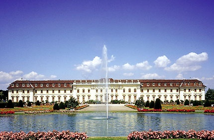 Hier lebe ich jetzt: Ludwigsburg