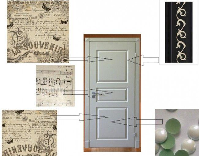 55 ideas decor door with his hands-32