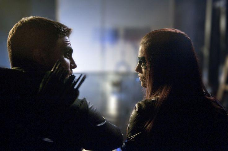 "Arrow - ""Vendetta"". /Oliver i The Huntress."