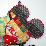 40+ Free Pot Holder Patterns & Tutorials: {Sewing} : TipNut.com
