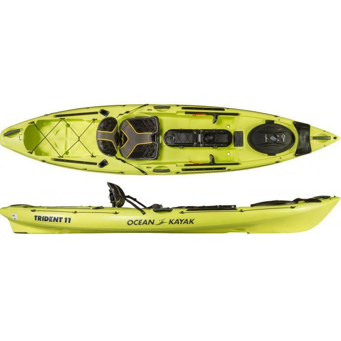Ocean Kayak Trident 11 Angler Kayak - 2017