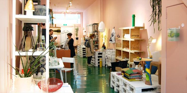 Interior shop 'Store Without A Home' (#SWAH) is almost too perfect, we love everything about it. #greetingsfromnl