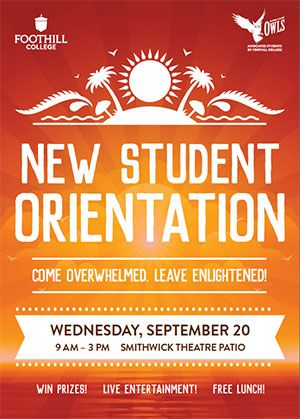 Image result for new student orientation