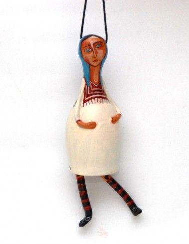 Οι υπέροχες κεραμικές κούκλες της Ευγενίας Γεροντάρα μας έχουν κλέψει την καρδιά!