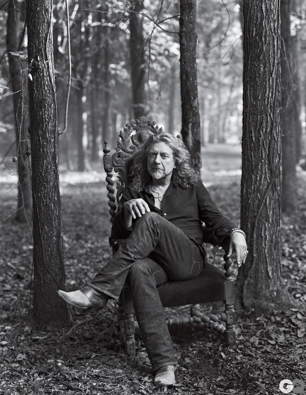 Robert Plant - is there a man with a sexier voice? I don't think so. I have seen him in concert twice and he is 1 helluva performer!