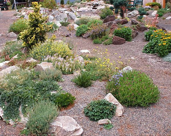 Best Gardens Landscapes Images On Pinterest Plants - Lets rock 20 fabulous rock garden design ideas