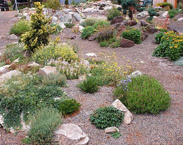 Best Gardens Landscapes Images On Pinterest Plants - Lets rock 20 fabulous rock garden design ideas