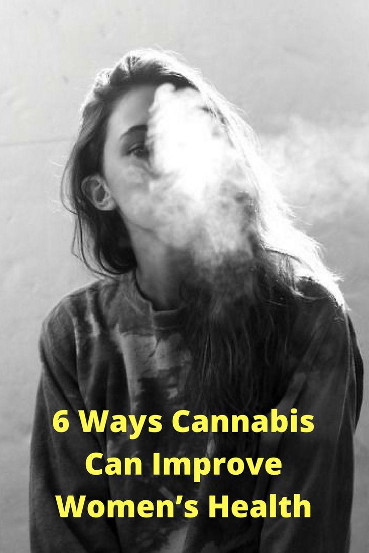 6 Ways Cannabis Can Improve Women's Health