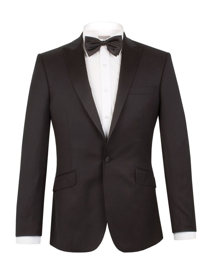 Buy: Men's Alexandre of England Argyle Dinner Jacket, Black for just: £178.50 House of Fraser Currently Offers: Men's Alexandre of England Argyle Dinner Jacket, Black from Store Category: Men > Suits & Tailoring > Suit Jackets for just: GBP178.50