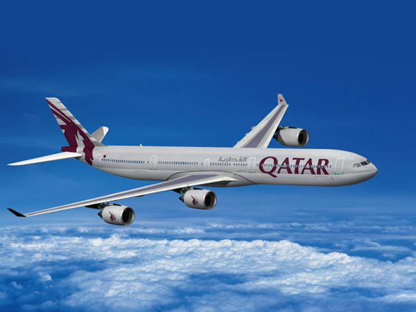 Qatar Airways, awarded the