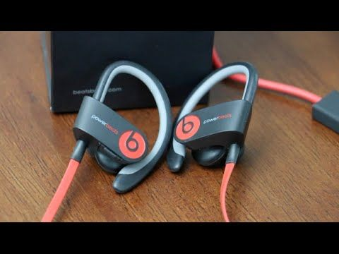 How To Pair Power Beats 2 Wireless Earphones Quality From Apple - YouTube
