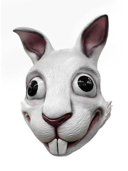 "https://11ter11ter.de/55516474.html Latex Überziehmaske ""Verrückter Hase"" für Erwachsene #11ter11ter #Maske #Latex #Tiermaske #Tier #Mask #Animal #Kostüm"
