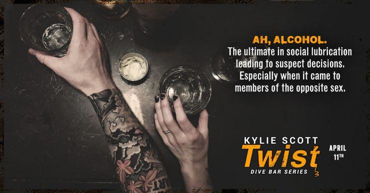 "#BlogTour ""Twist"" by Kylie Scott – Musings of the Modern Belle"