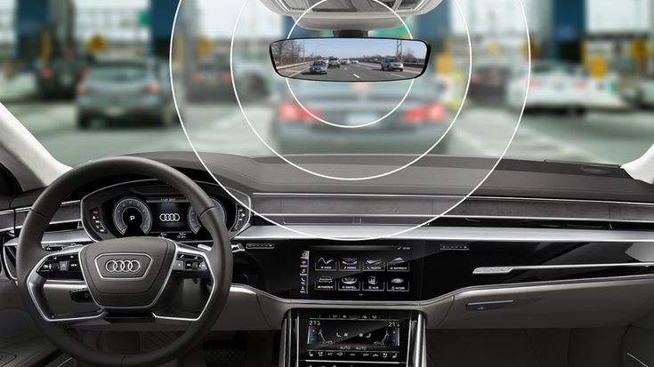 Audi's New Cars 'Talk' to Nearly All Tolls