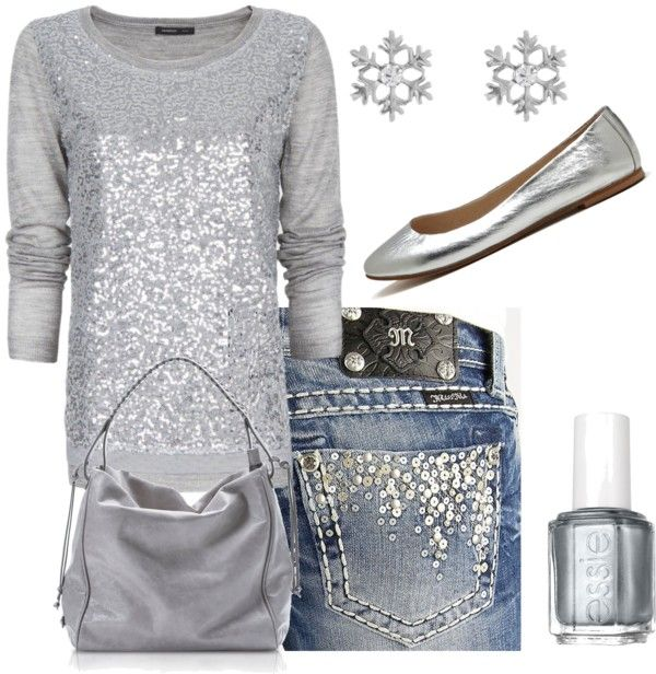 design fashion online   34 Winter  34  I want to wear this very outfit on Christmas   minus the shoes   ewww