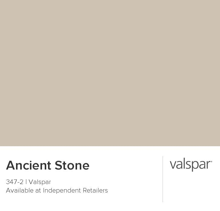 Nicole Curtis' go-to color. Ancient Stone by Valspar.