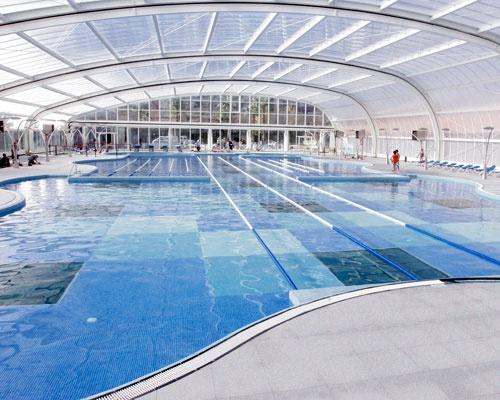 DIR Diagonal pool, Barcelona