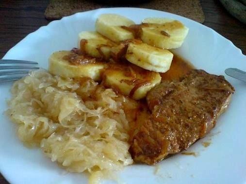 Class dish: knedlo, zelo, vepro
