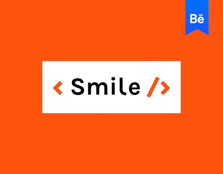 """Check out this @Behance project: """"Smile - Brand design"""" https://www.behance.net/gallery/57754345/Smile-Brand-design"""