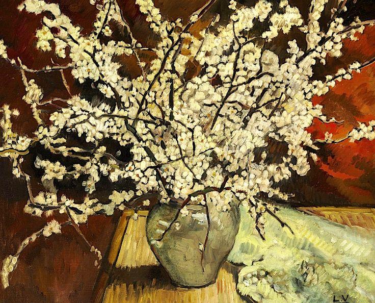 BRANCHES DE POMMIER DU JAPON by Louis Valtat (French, 1869-1952)