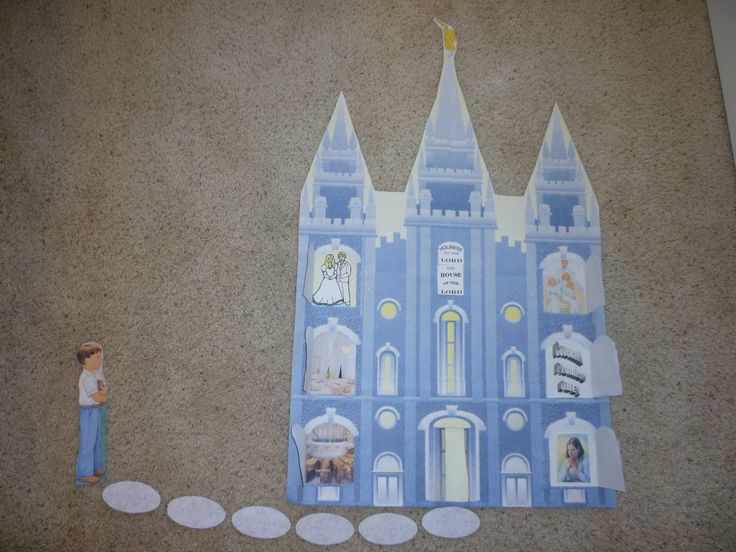 I Love to See the Temple Archives - Teaching LDS Children