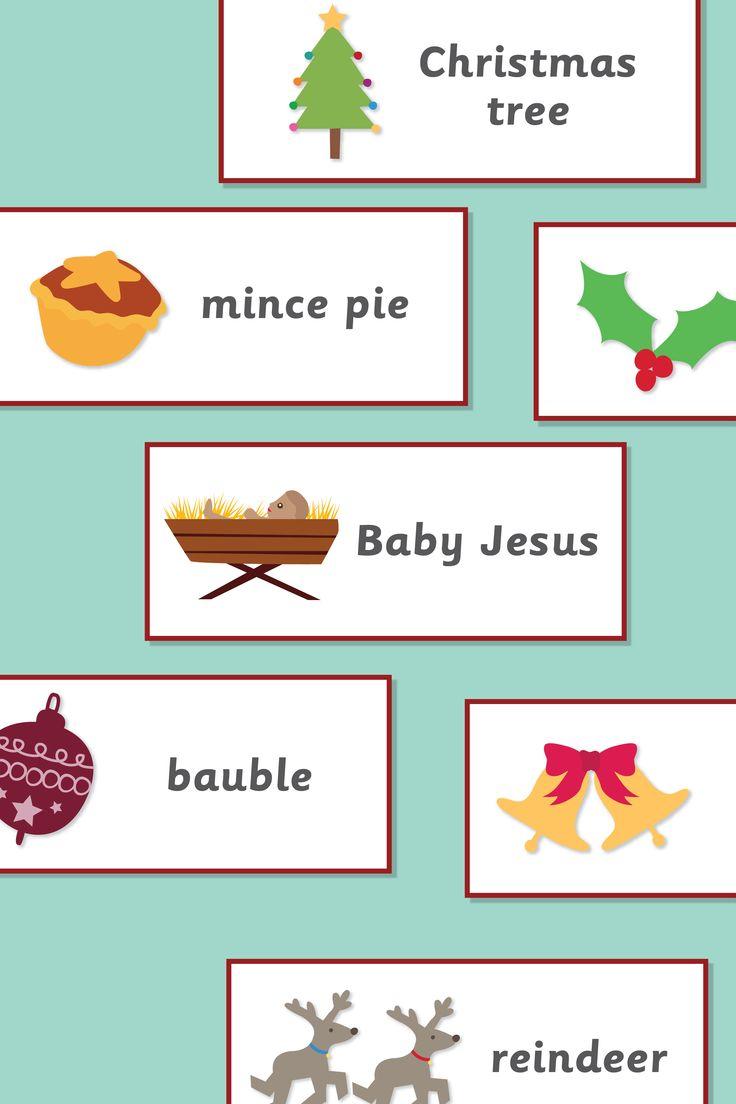 25 best christmas worksheets images on Pinterest | Christmas ...