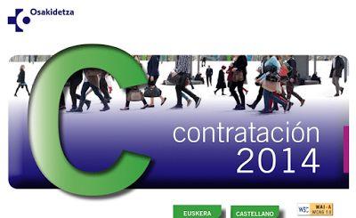 SINDICATO UGT SANIDAD EUSKADI: BOLSA DE CONTRATACION