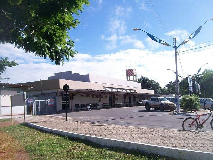 """""""Aeroporto de Imperatriz"""". # Imperatriz, Maranhão. Brasil."""