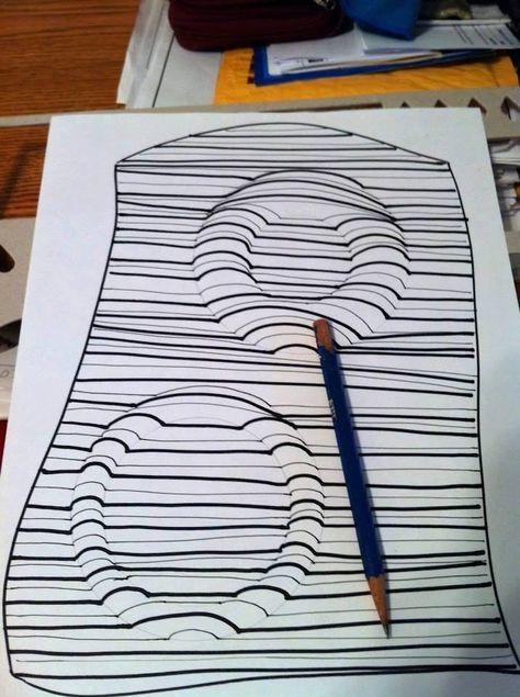 Más de 1000 ideas sobre dibujos con lineas rectas en pinterest ...