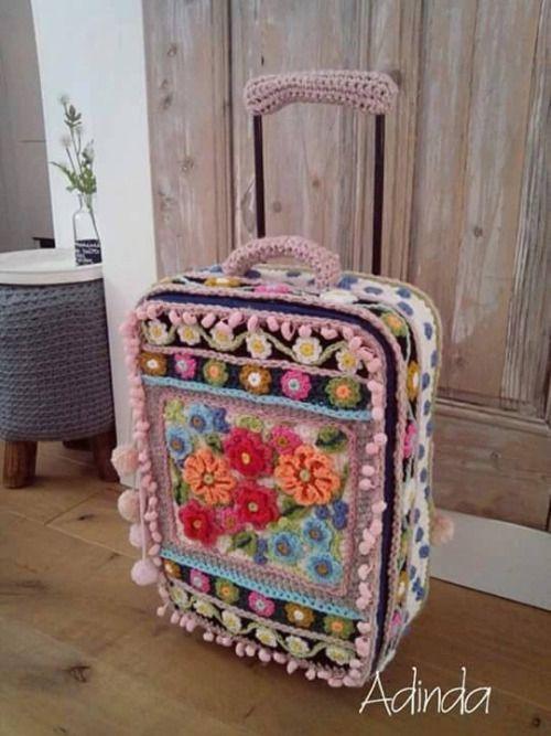 have bag will travel ! … Inspiration ~via adinda zoutman
