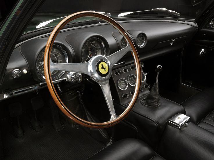 Ferrari 400 Superamerica Passo Corto Coupé Aerodinamico (fari aperti) 1961