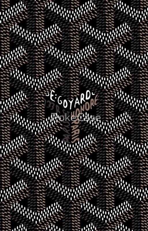Bape Camo Wallpaper Iphone X Black Goyard Inspire Goyard Hypebeast Iphone Wallpaper
