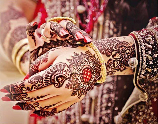 Henna Mehndi Stickers : Henna paisley doodle etsy