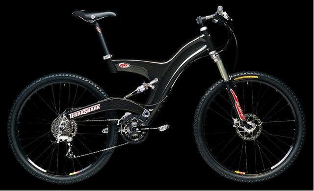 EPX Terrashark Mountain bike  16,000,-