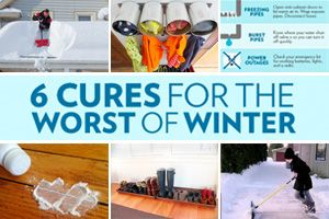 6 Cures For The Worst Of Winter