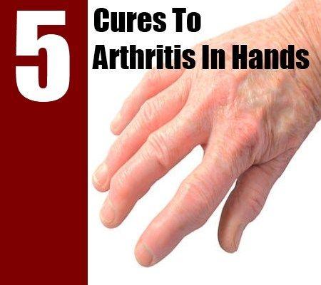 douleurs articulaires mains