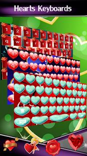 Let the romantic feelings overwhelm you while you type using Hearts Keyboards which you can get FREE here https://play.google.com/store/apps/details?id=com.compasskeyboards.heartskeyboards #appdev #indiedev #indieapp #keyboard #keyboardcustomizer #keys #heartskeys #buttonshape #romantichearts #keyboarddesigns #keyboardbackground #keyboardeditor #followback #followforfollow