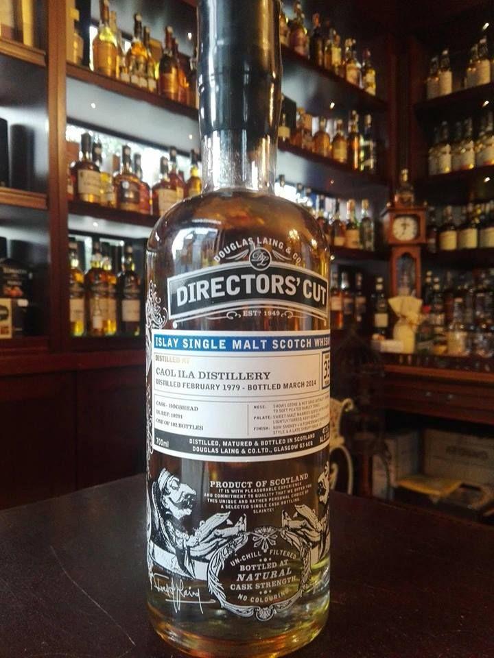 Caol Ila Directors' Cut  #whisky #independent #caol #ila